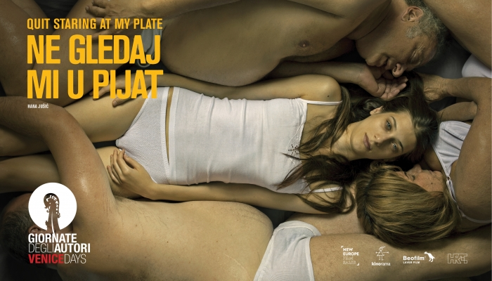 Croatian Film 'Quit Staring at My Plate' Selected for Venice Film Festival Programme