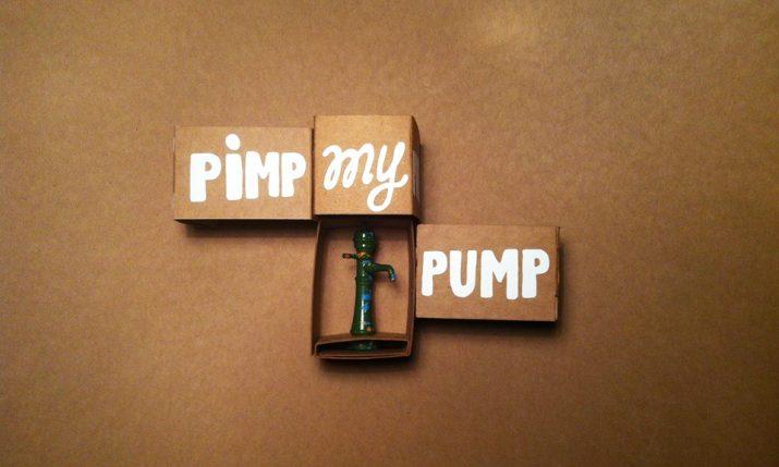 Pimped Up Zagreb Pumps Become Original Souvenirs