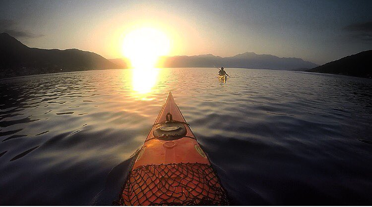 "Kayaking Down Croatia's Coast: ""Never seen a place so beautiful and peaceful"""