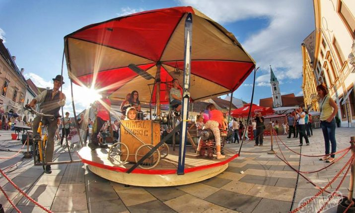 18th Špancirfest Festival to be Held in August in Varaždin