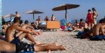 Bed on the Beach Surprises Beach-Goers in Zadar