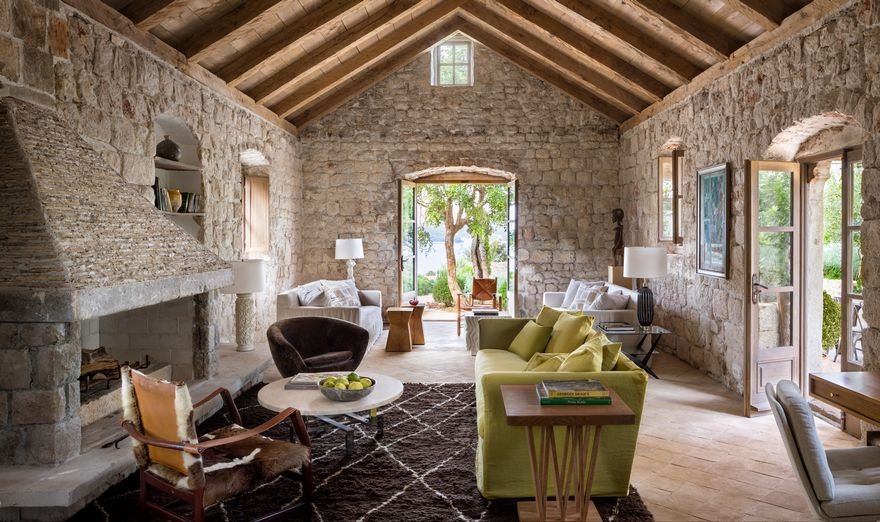 PHOTOS] Exquisitely Renovated 15th Century Dalmatian Stone ... on post wwii homes, 17th century homes, ming dynasty homes, sixteenth century homes, 14th century homes, 11th century homes, middle ages homes, 12th century homes, 19th century homes, 18th century homes, 1850's homes, 10th century homes, nineteenth century homes, first century homes, 2nd century homes, seventies homes, 5th century homes, europe homes, 16 century homes, 21th century homes,