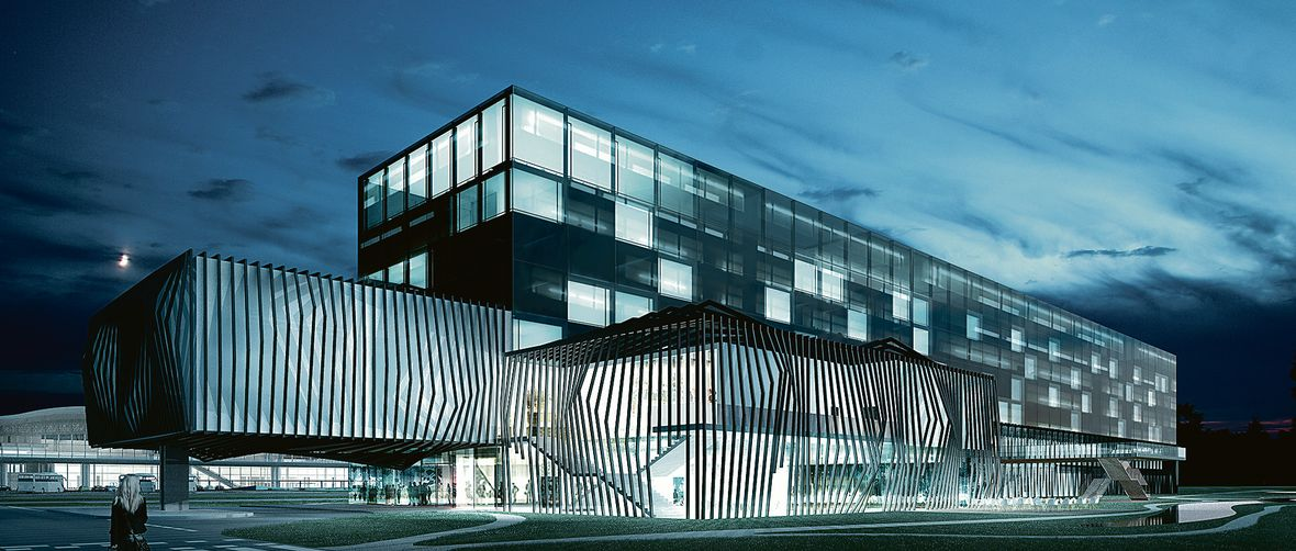 Plans for a new hotel at Zagreb Airport