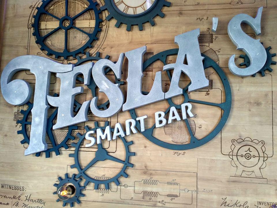 New Tesla Smart Bar Opens in Zagreb