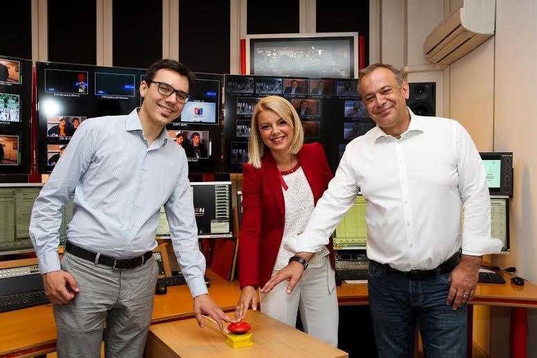 Guillaume Antoine Rabhi, Mirjana Hrga, Zoran Šprajc