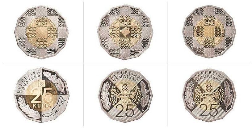 Public Asked for Help in Selecting New Croatian Coin