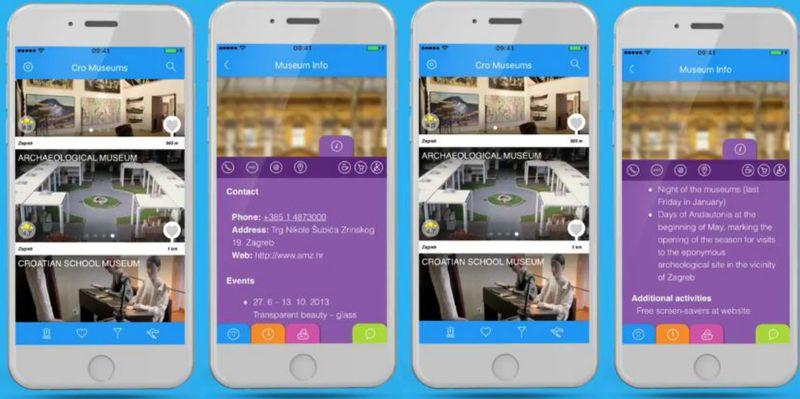Cro Museums App –  All Croatian Museum Info in One Spot