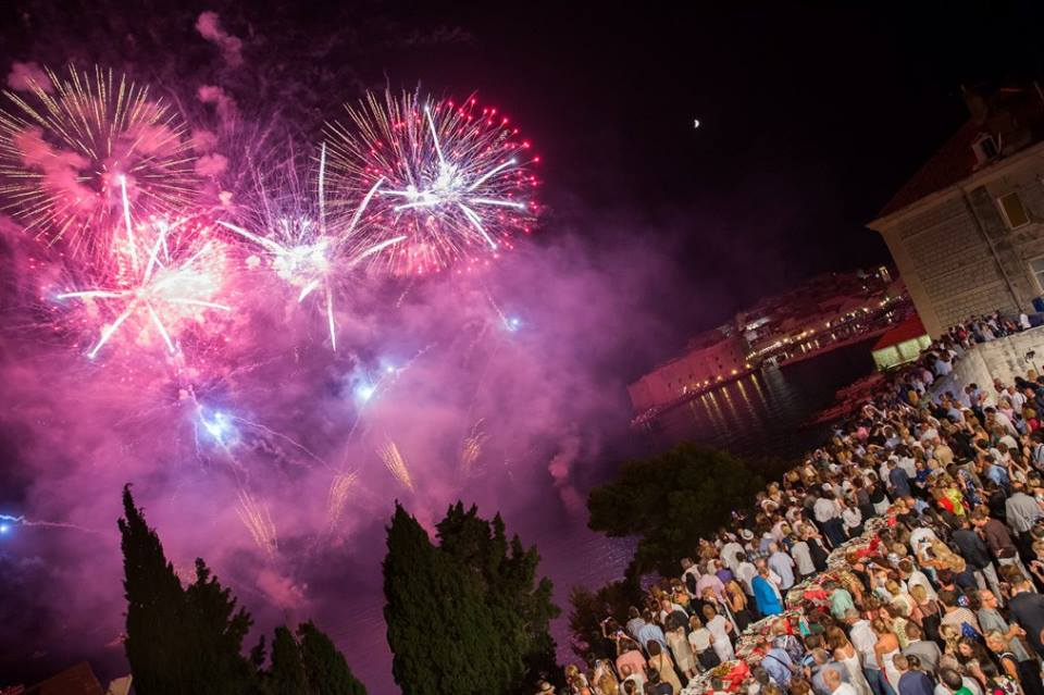 67th Dubrovnik Summer Festival opening (photo credit Dubrovnik Summer Festival)