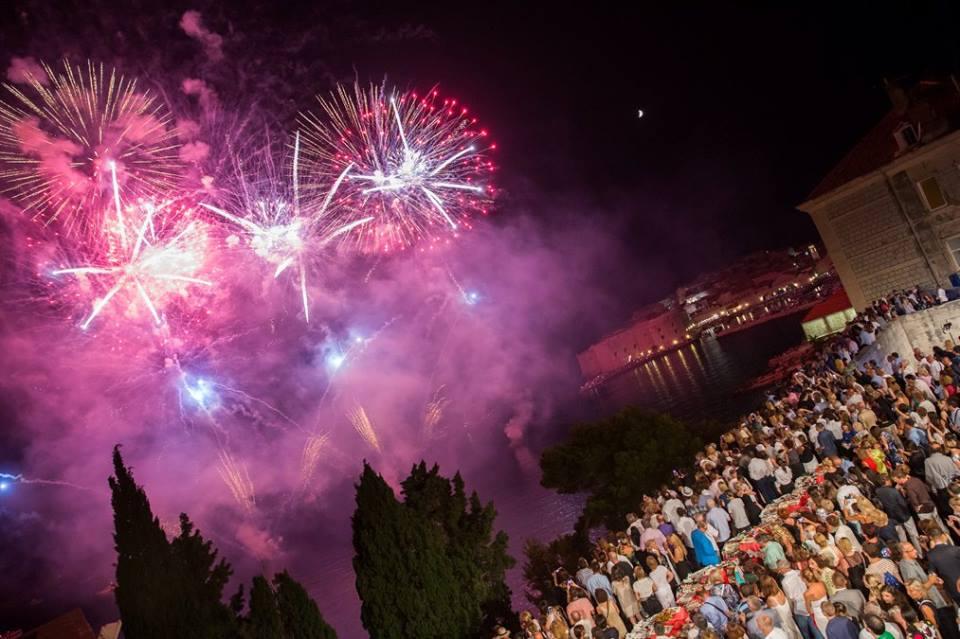 67th Dubrovnik Summer Festival opening (photo credit Dubrovnik Summer Festival)