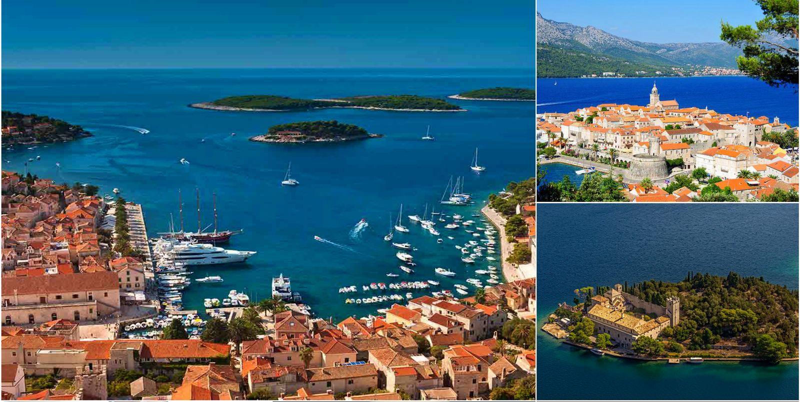 How to Spend 1 Week Island Hopping in Croatia