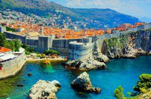 Dubrovnik's famous walls set a new record (photo credit: Alex Ristoski)