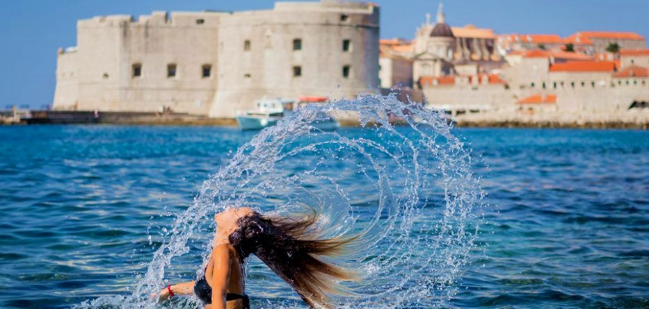 Dubrovnik & Time (screenshot)