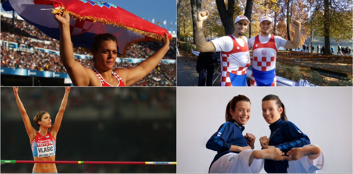 Croatia Eyes Record Medal Haul at Rio 2016 Olympics