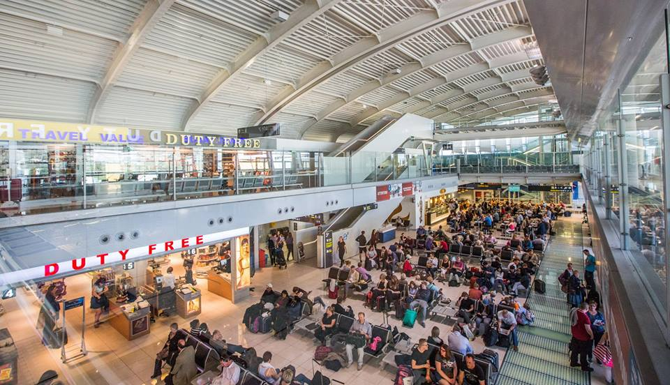 Croatian Airports See Double-Digit Growth in 2017