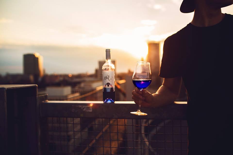 Try Blue Wine in Split