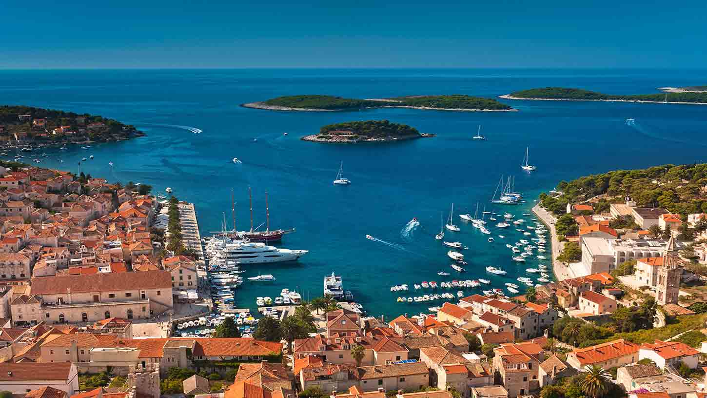 Croatia in TOP 10 Destinations for 2017 in Sweden