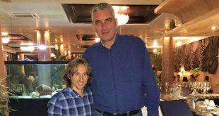 Stojko Vranković & Luka Modrić