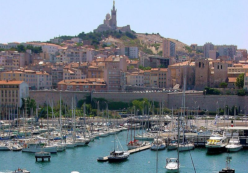 Marseille (image by Thomas Steiner)