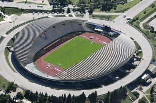 Split's Poljud Stadium (photo: hajduk.hr)