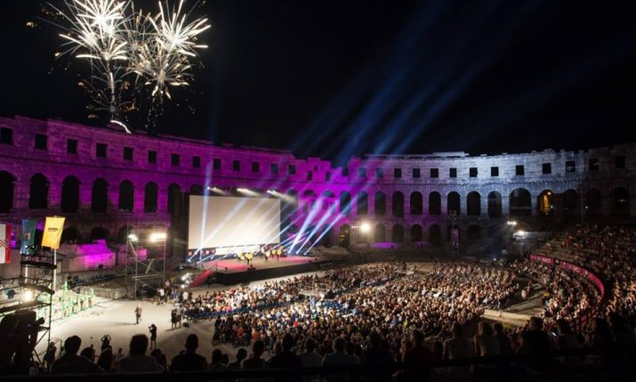 [PHOTOS] 63rd Pula Film Festival Opens in Style