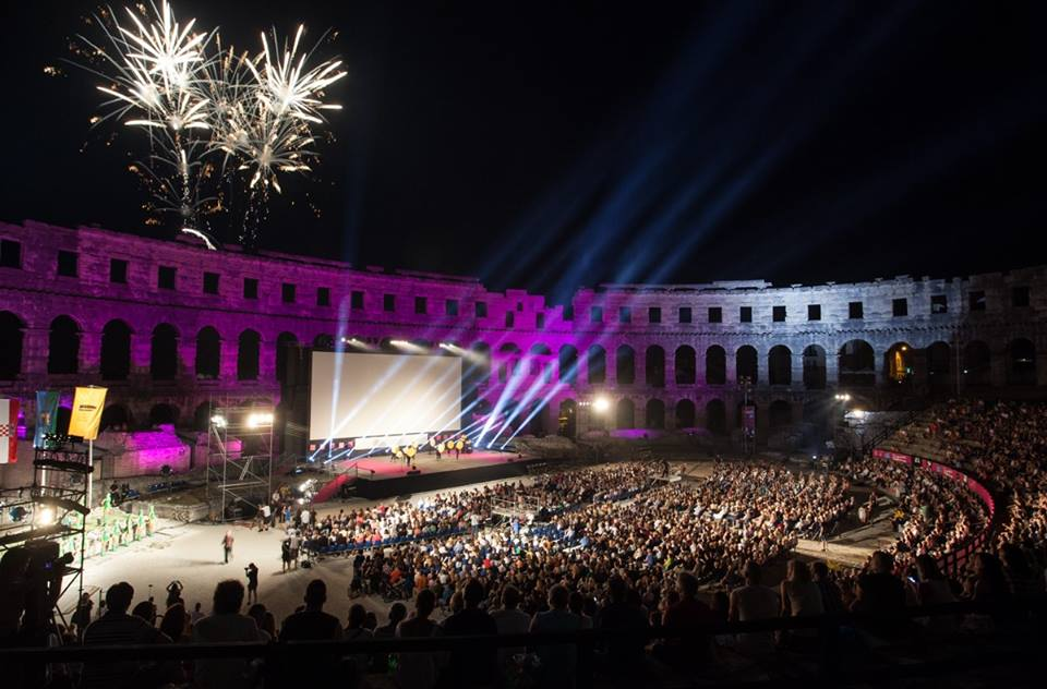 63rd Pula Film Festival opens in style last night (pulafilmfestival)