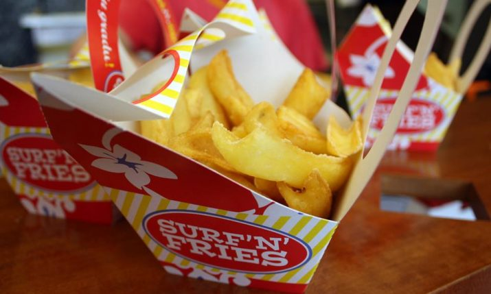 Croatia's Most Successful Franchise Surf'n'Fries to Expand to US, Russia & Dubai