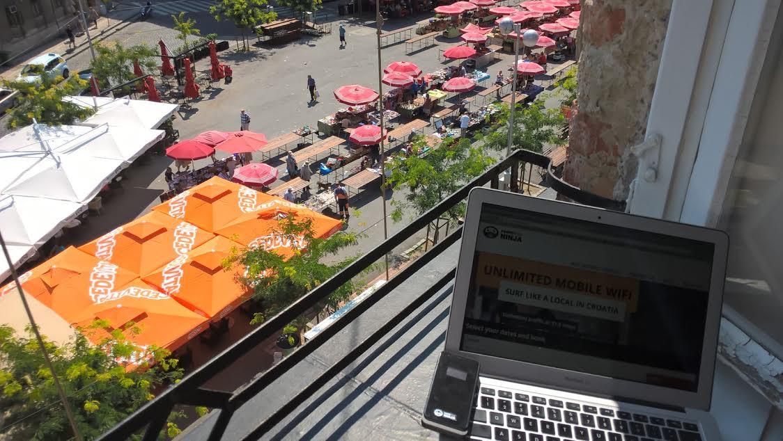 RoamFree Ninja Solving Unlimited Wi-Fi Problems in Croatia