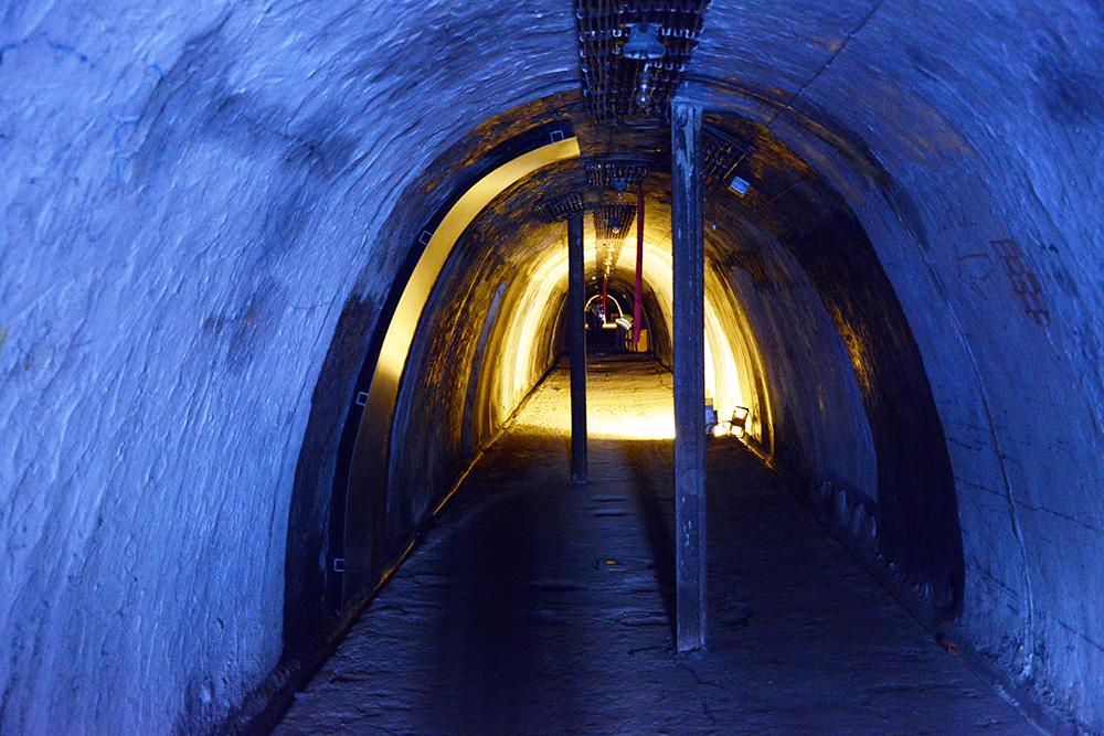 Grič Tunnel (photo: zagreb.hr)