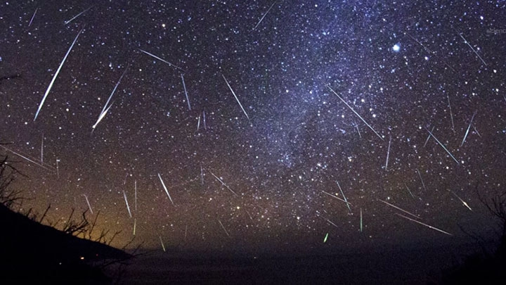 Experts say the shooting star show will be with double normal rates (NASA)