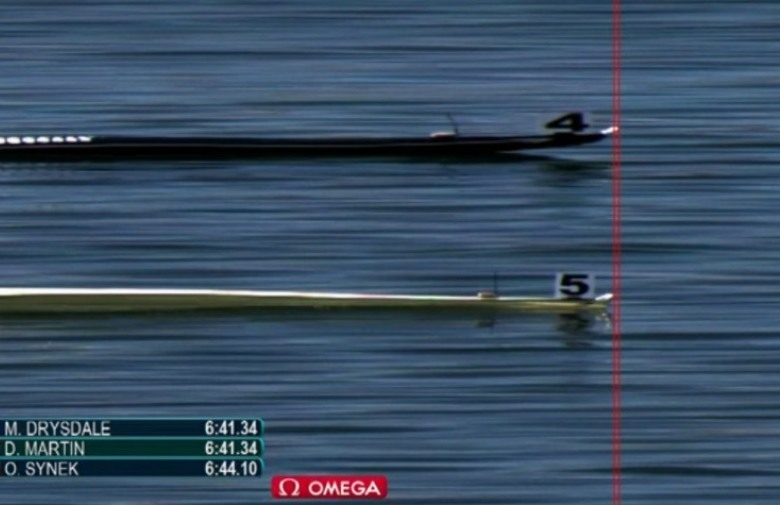 Croatian Olympic Committee to Appeal Damir Martin's Photo Finish Silver