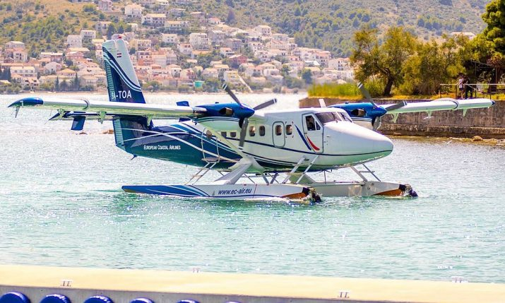European Coastal Airlines to Resume Seaplane Operations in Croatia