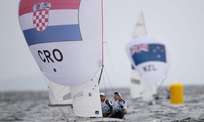 Rio Olympics 2016: Šime Fantela & Igor Marenić Win Sailing Gold for Croatia