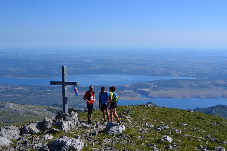 Absolute Paklenica held in September (photo credit: Absolute Paklenica Vertical race)