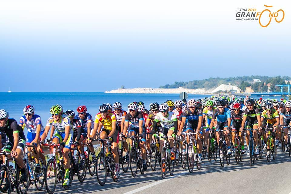 2016 Istria Granfondo starts next month