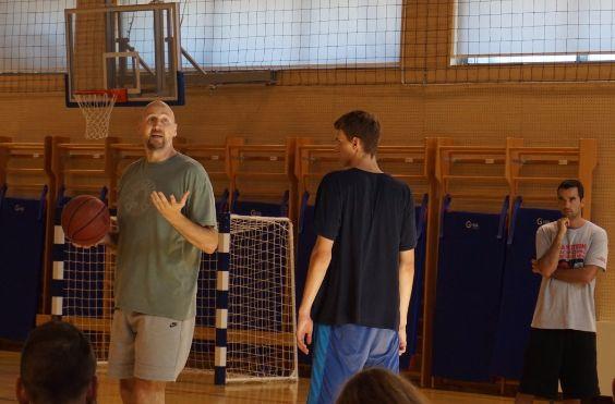 Former NBA star Dino Rađa