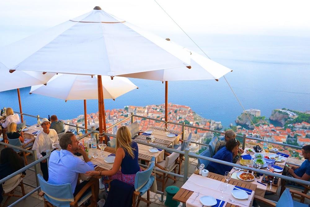 Panorama Restaurant Week Menu