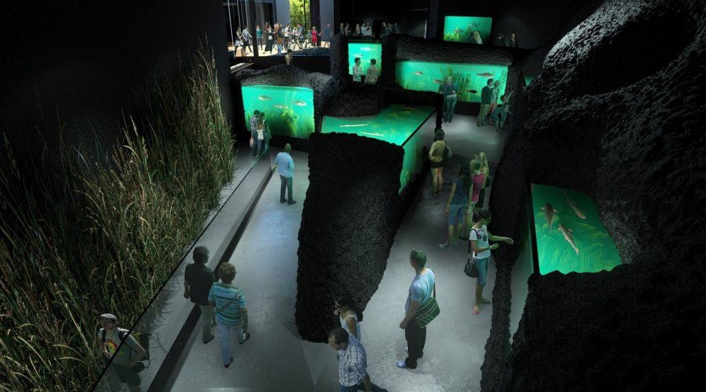 [PHOTOS] New Karlovac Aquarium Attraction Set to Open