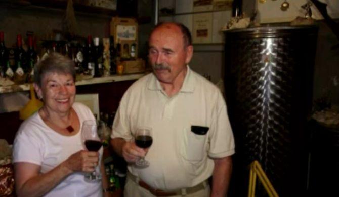Gerda & Norbert Schulz first came in 1975 (screenshot RTL)