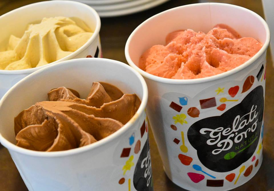 Ice Cream from Krk a hit (photo credit: Gelati d'oro)