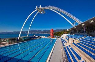 Kantrida will host the U.S National Swim team