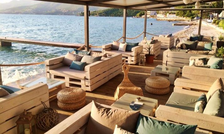[PHOTOS] New Beachfront Lounge Bar Eve in Cavtat