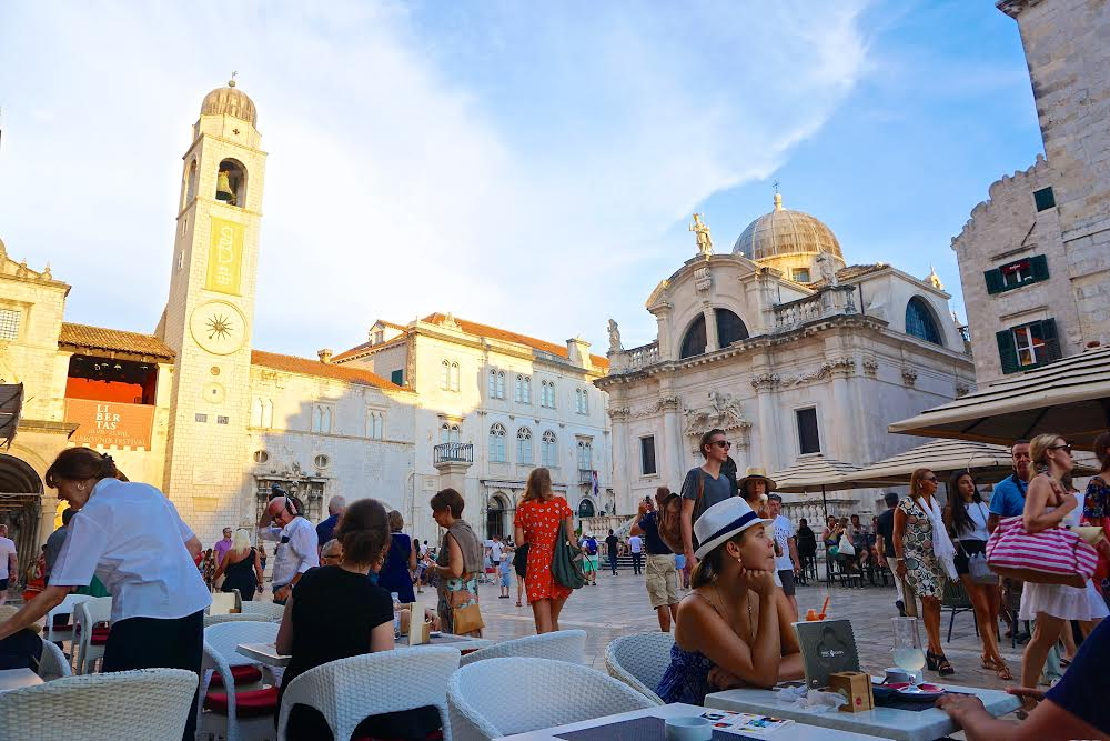Record 12.4 Million Tourists Visit Croatia in First 8 Months of 2016