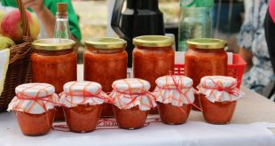 2nd Ajvar Festival to be held in northeastern Croatia (photo credit: Lipik Tourist Board)
