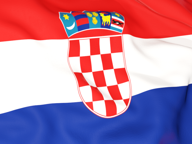 Croatian flag 9th best