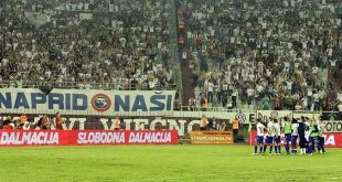 Members have chance to feature on new Hajduk kit (photo credit: hajduk.hr)