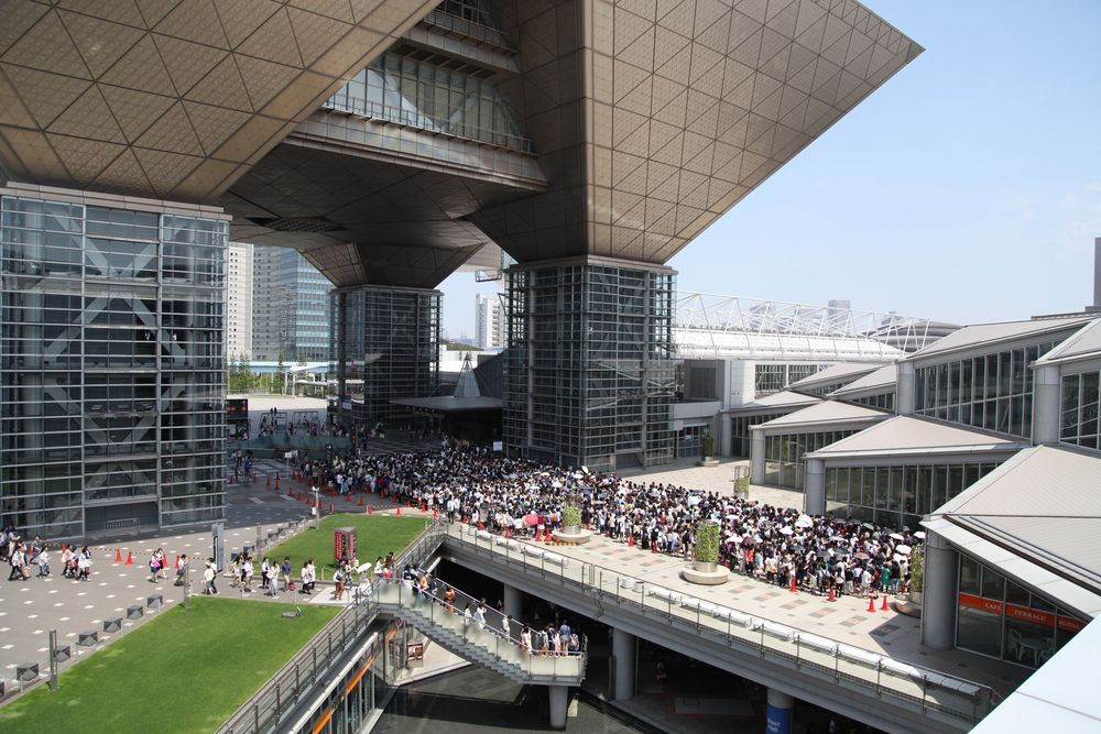 Design Festa in Tokyo