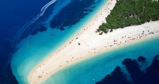 Zlatni rat beach (photo credit: Szabolcs Emich / Wikicommons)