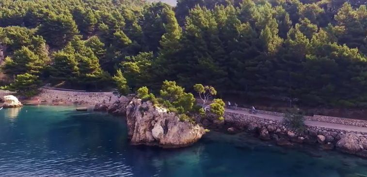 [VIDEO] Central Dalmatia Bike Trails Presented