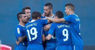 Dinamo Zagreb qualify for the UEFA Champions League (photo credit: HNS/Archive)