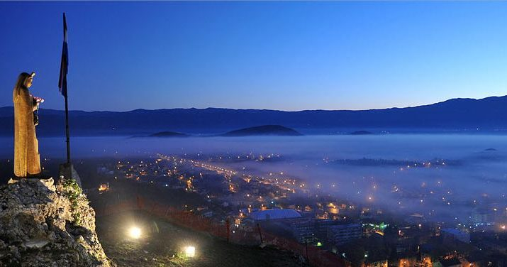 Velika Gospa Celebrated in Croatia on Monday